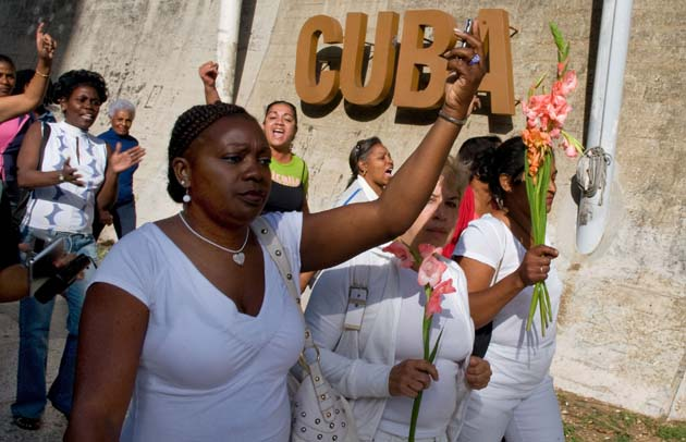 CUBA-OPPOSITION-LADIES IN WHITE